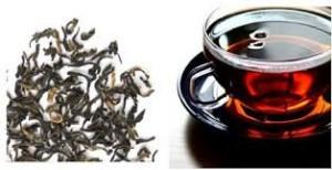 té negro taza